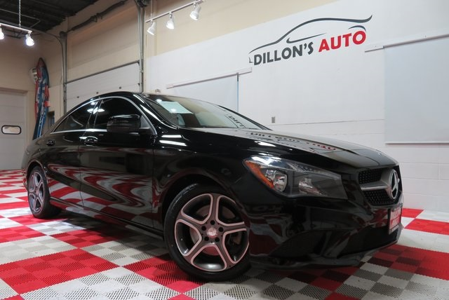 Mercedes Lincoln Ne >> 2014 Mercedes Benz Cla Cla 250 Sedan Lincoln Ne Dillon S Auto
