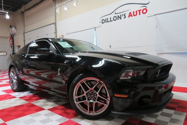 Used 2014 Ford Mustang Shelby GT500