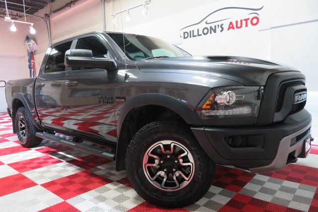 Used 2017 Ram 1500 Rebel