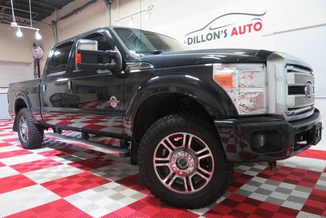 Lincoln Truck 2015 >> 2015 Ford F 250sd Platinum Truck Lincoln Ne Dillon S Auto