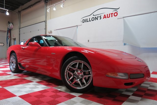 Used 2003 Chevrolet Corvette Z06