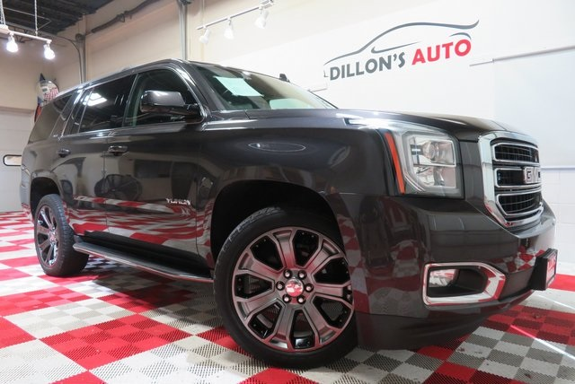 Used 2016 GMC Yukon SLE