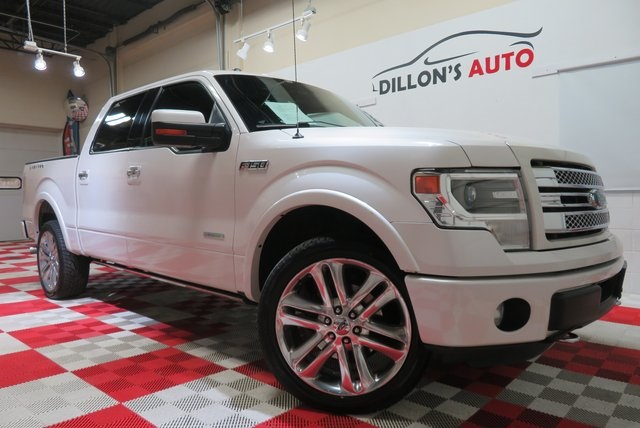 Used 2014 Ford F-150 Limited