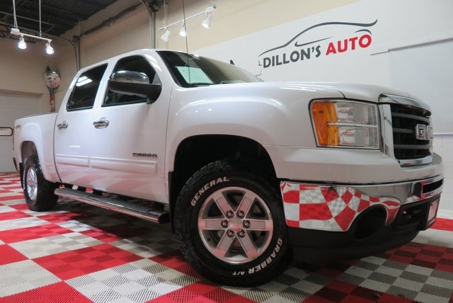 Used 2011 GMC Sierra 1500 SLE