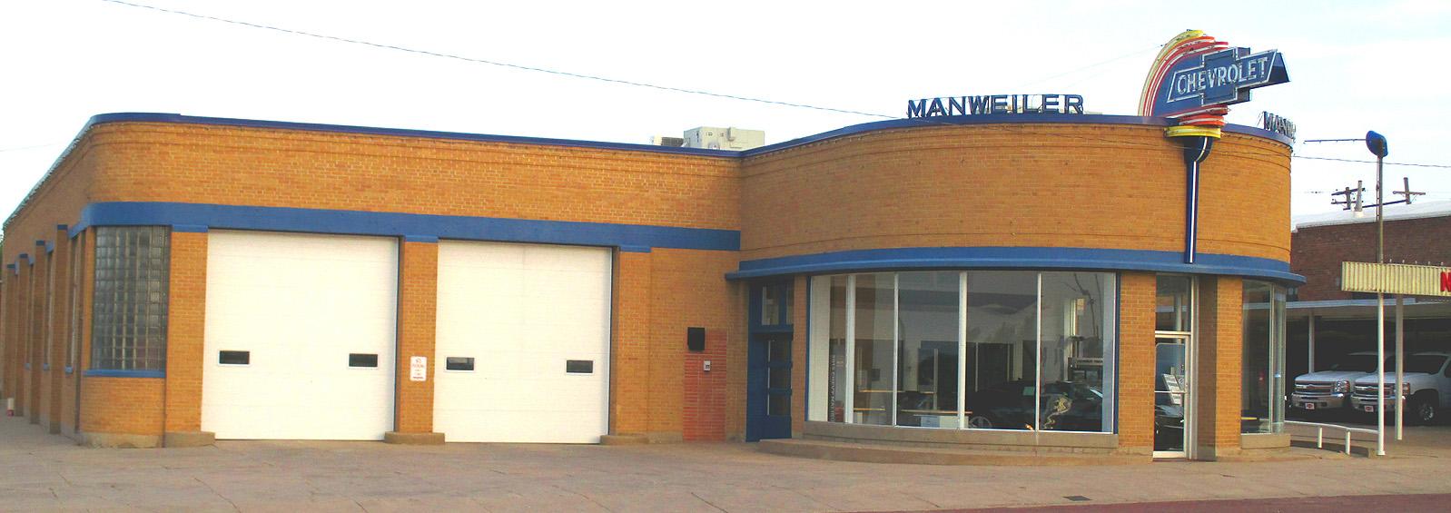 Manweiler Chevrolet Co In Hoisington Ks Chevrolet Dealership