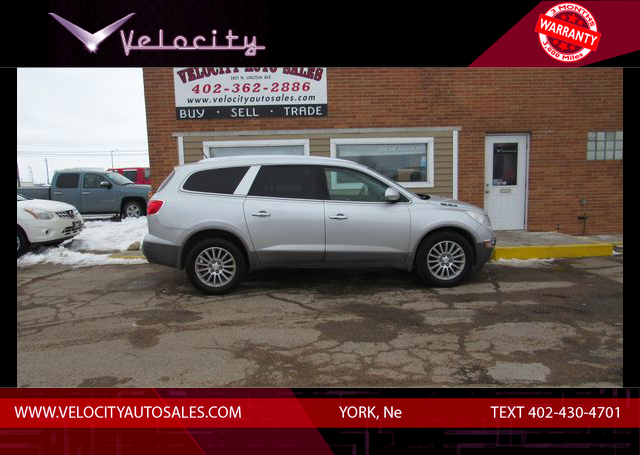 Used 2009 Buick Enclave CXL Sport Utility 4D
