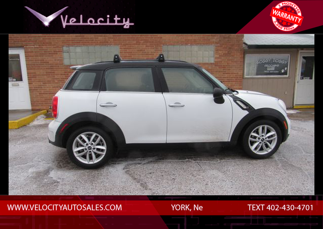 Used 2012 MINI Countryman Cooper S Hatchback 4D