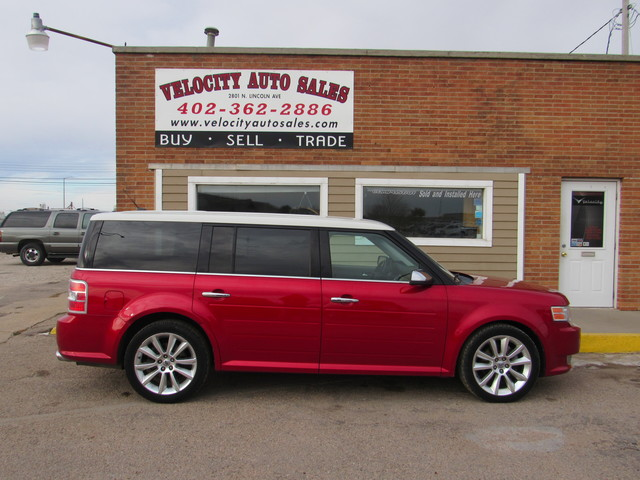 Used 2010 Ford Flex 4dr Limited AWD w/Ecoboost