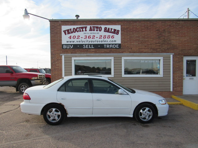 Used 1998 Honda Accord 4dr Sdn EX Auto w/Leather