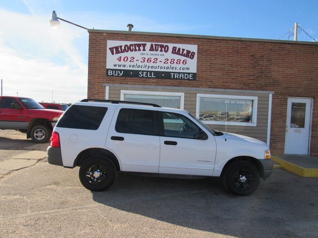 Used 2002 Ford Explorer 4dr 114 WB XLS 4WD