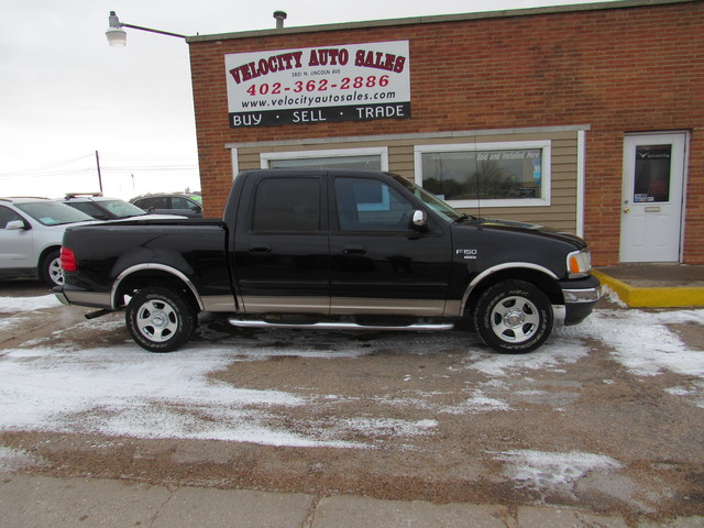 Used 2002 Ford F-150 XLT