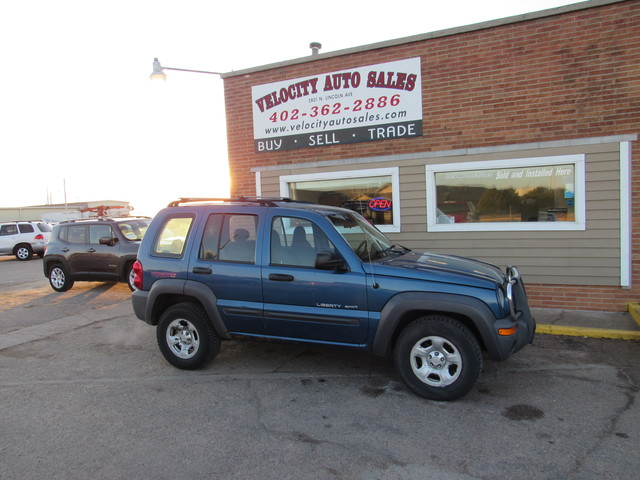Used 2003 Jeep Liberty 4dr Sport 4WD