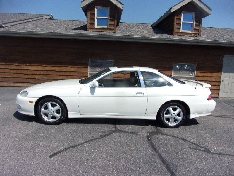 Used 1999 Lexus SC 400 Luxury Sport Cpe
