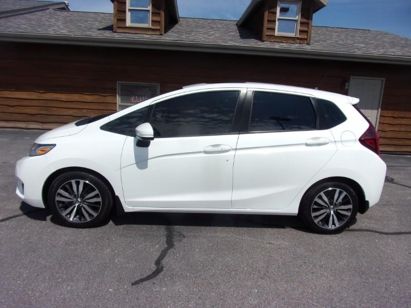 Used 2017 Honda Fit EX