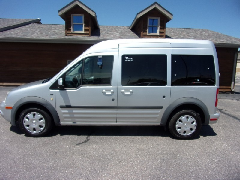 Used 2012 Ford Transit Connect Wagon XLT Premium