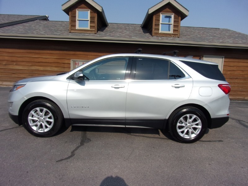 Used 2018 Chevrolet Equinox LT