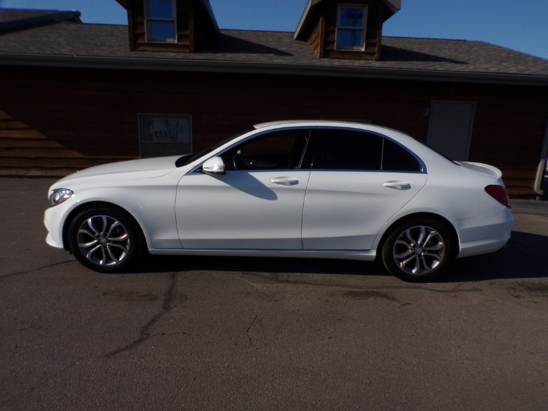 Used 2015 Mercedes-Benz C-Class C 300 Sport