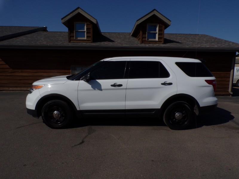 Used 2013 Ford Utility Police Interceptor