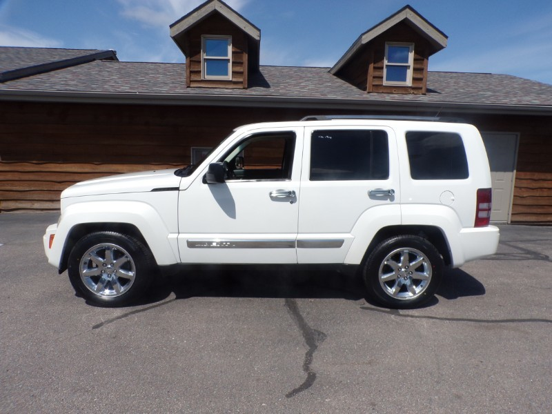 Used 2010 Jeep Liberty Limited