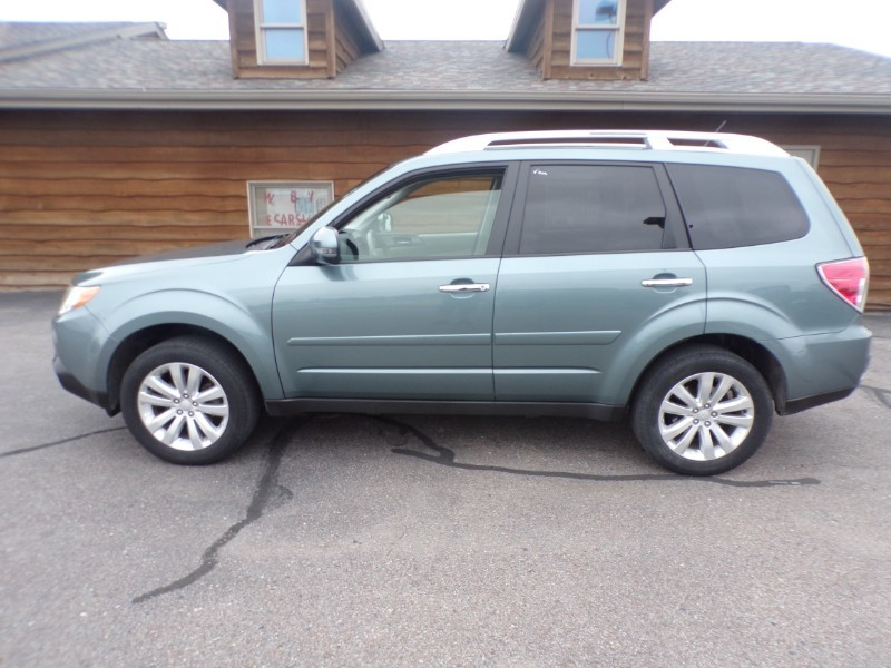 Used 2012 Subaru Forester 2.5X Touring
