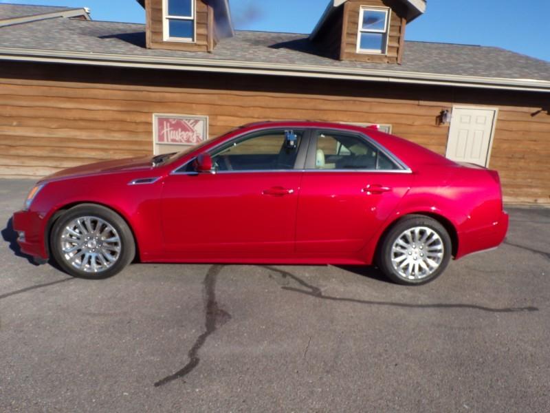 Used 2011 Cadillac CTS Sedan Premium