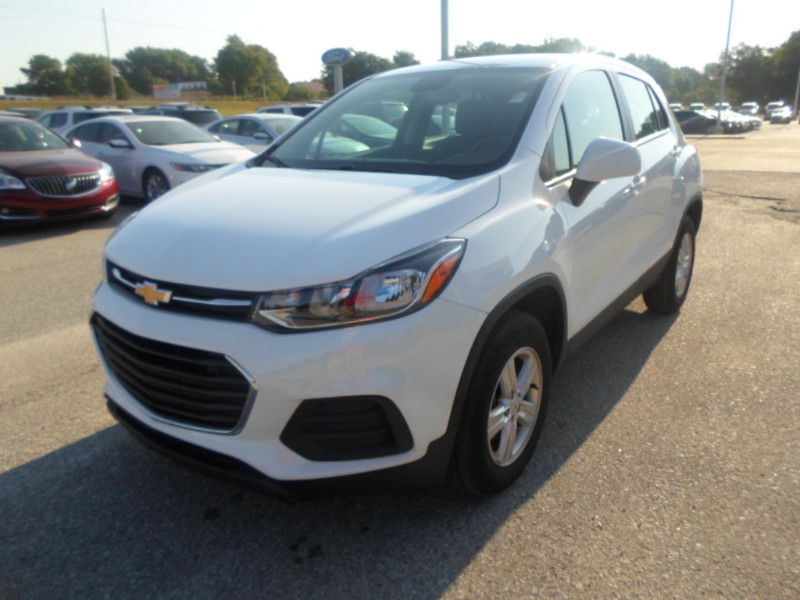 Used 2017 Chevrolet Trax LS