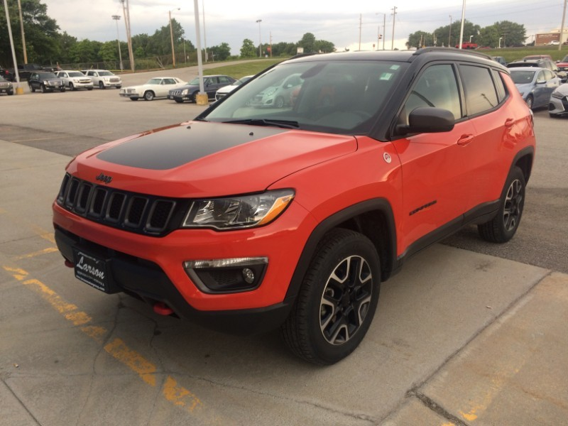 Used 2020 Jeep Compass Trailhawk