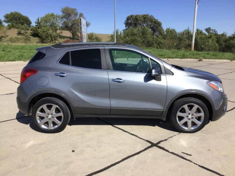 Used 2014 Buick Encore Premium