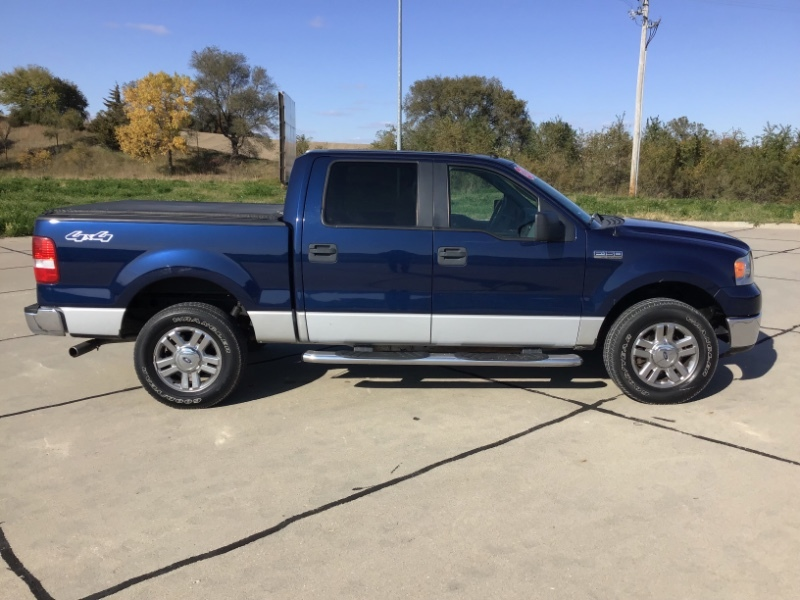 Used 2008 Ford F-150 XLT