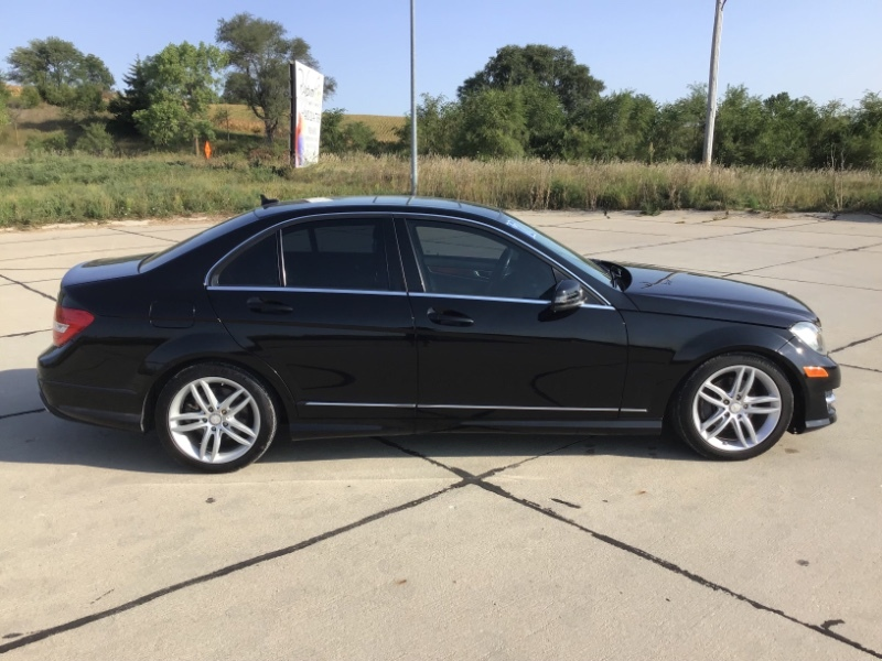 Used 2012 Mercedes-Benz C-Class C 300 Sport