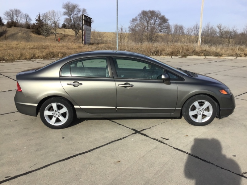 Used 2007 Honda Civic Sdn EX
