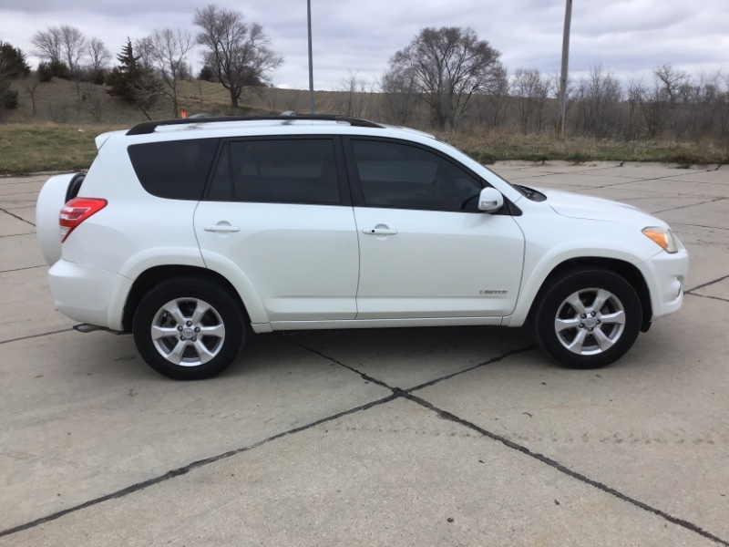 Used 2010 Toyota RAV4 Ltd