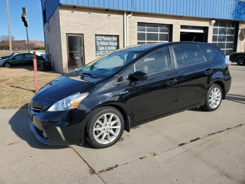 Used 2013 Toyota Prius v Five