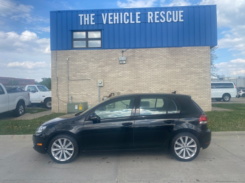Used 2013 Volkswagen Golf TDI w/Tech Pkg