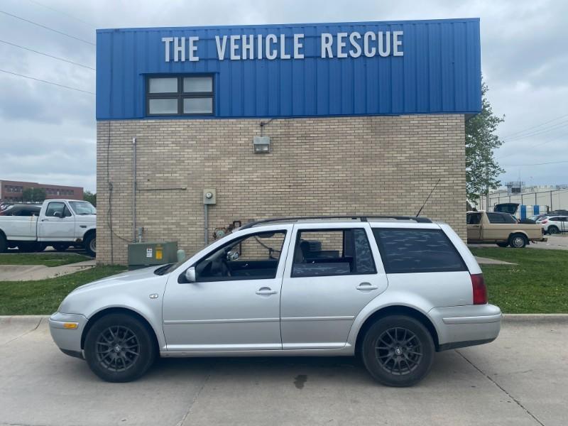 Used 2003 Volkswagen Jetta Wagon GLS