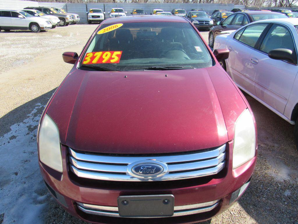 Used 2006 Ford FUSION SE
