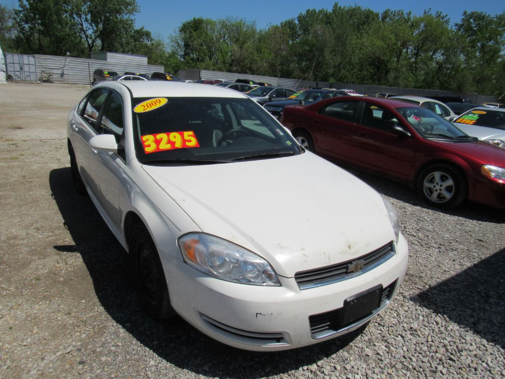 Used 2009 Chevrolet IMPALA LS