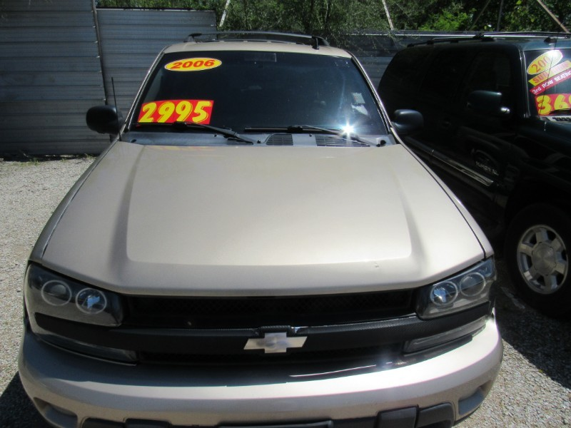 Used 2006 Chevrolet TRAILBLAZER LS