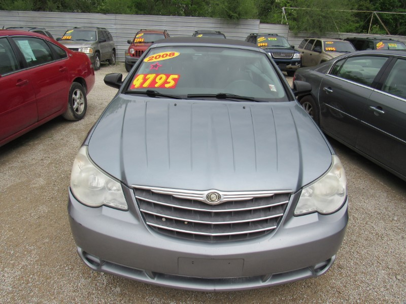 Used 2008 Chrysler SEBRING