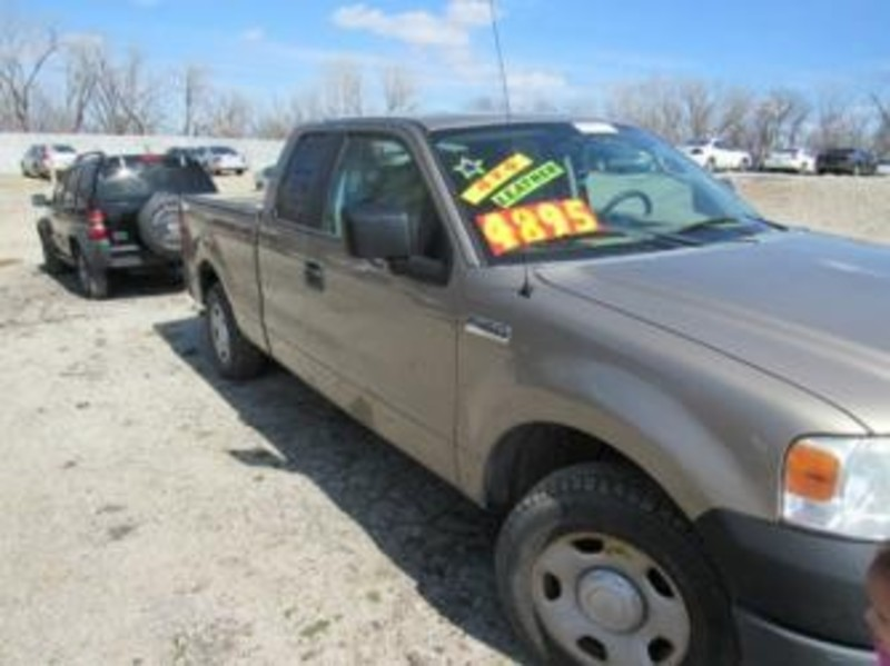 Used 2005 Ford F150