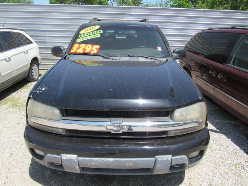 Used 2002 Chevrolet TRAILBLAZER EXT