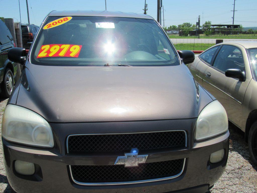 Used 2008 Chevrolet UPLANDER LS
