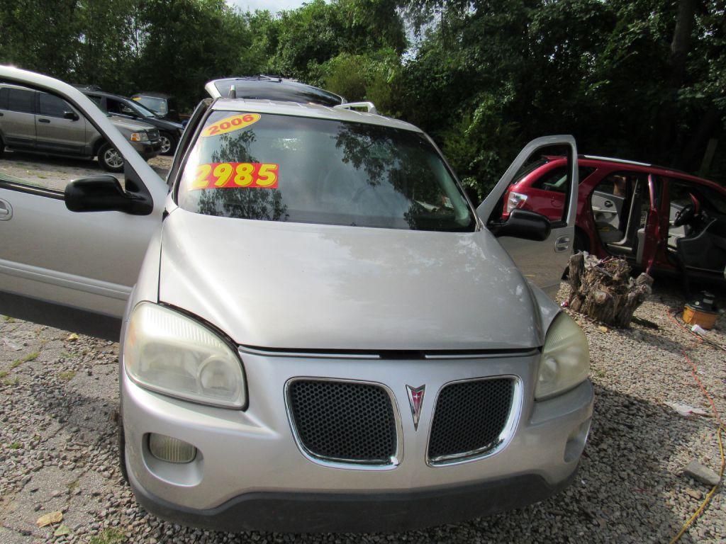 Used 2006 Pontiac MONTANA SV6