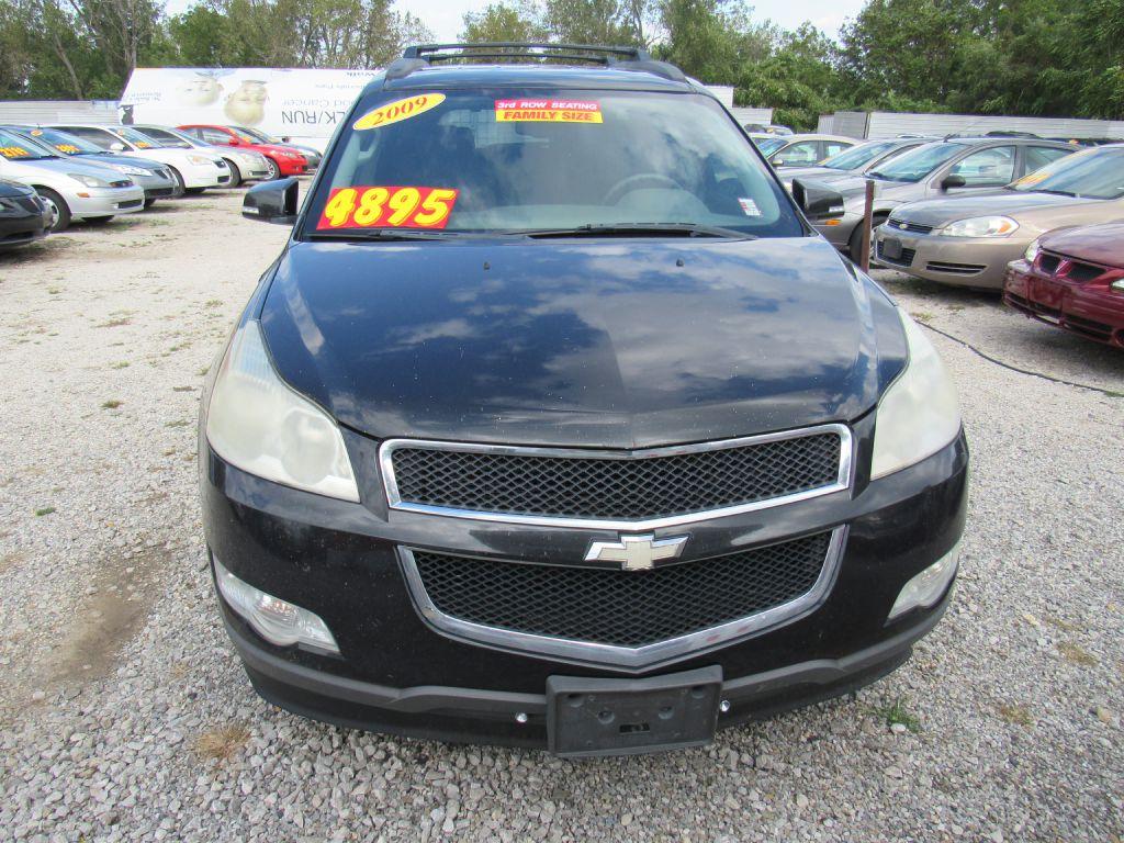 Used 2009 Chevrolet TRAVERSE LT