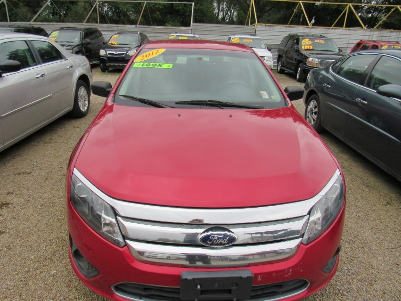 Used 2012 Ford FUSION S