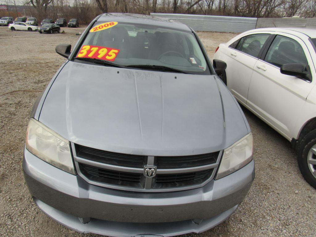 Used 2008 Dodge AVENGER SE