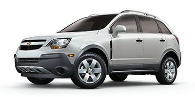Used 2014 Chevrolet Captiva Sport Fleet LT
