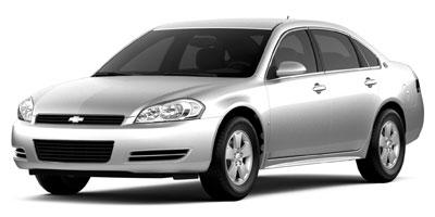 Used 2009 Chevrolet Impala 3.5L LT