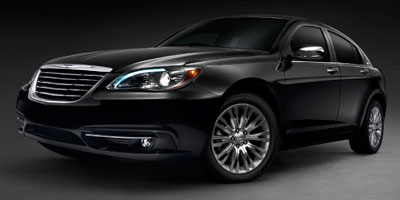 Used 2012 Chrysler 200 Touring