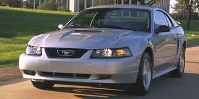 Used 2001 Ford Mustang Standard